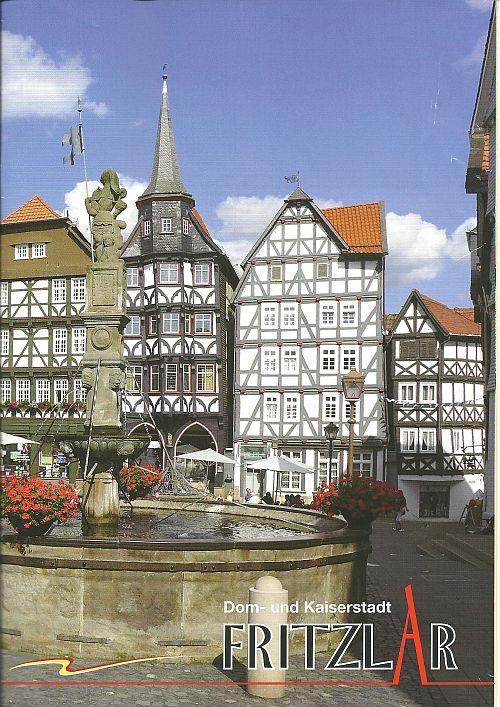 Fritzlar Dom-Kaiserstadt